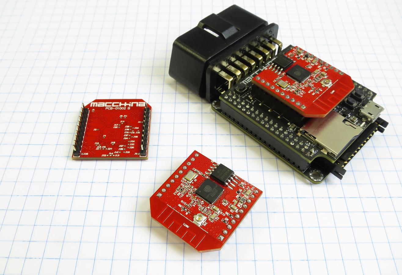 Special developer offer: ESP32 (WIFI +BLE) wireless board